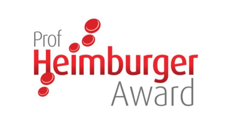 Heimburger Award Logo